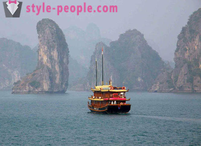 GeoFresher - Incroyable la baie d'Halong