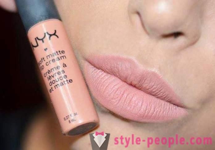 Nyx Rouge à Lèvres Faire Une Révolution Types Et Nuances